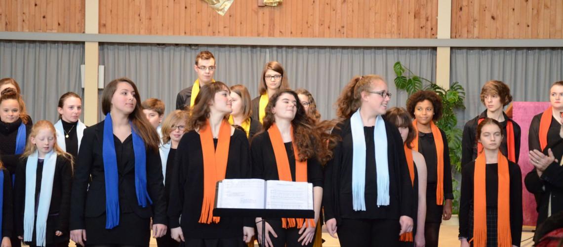 Concert à Buxerolles (86)
