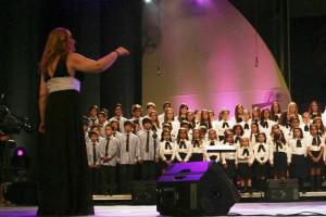 Coro Pequenas Vozes da Figueira da Foz - Maestrina Alexandra Curado