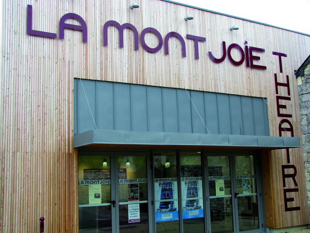 Théâtre-La-Montjoie