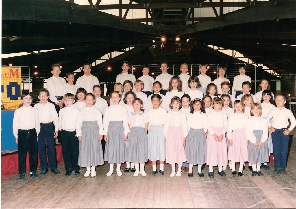 Foire Expo POITIERS 1988