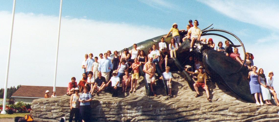Homard groupe