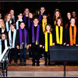 Concert 1000 choeurs pour un regard