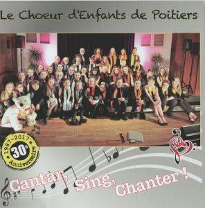 CD #5 – 30 ans du Choeur